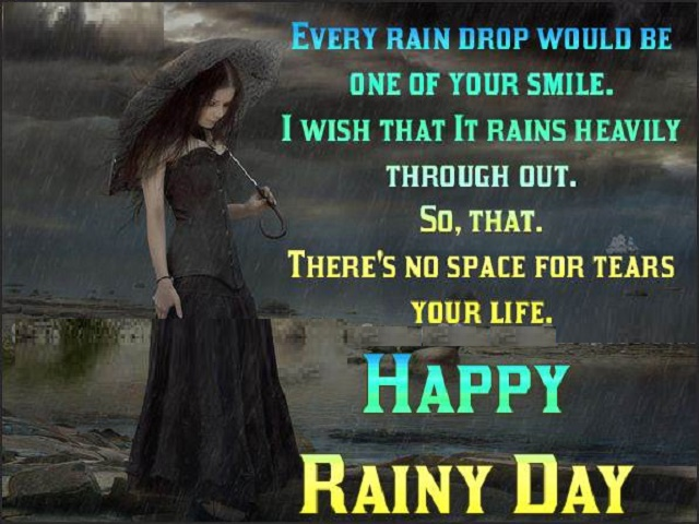 True Love Quotes And Sayings For Facebook Barish I Rainy Day Gre...