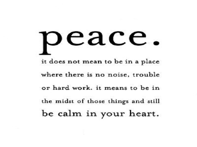 Peace Wishes 4