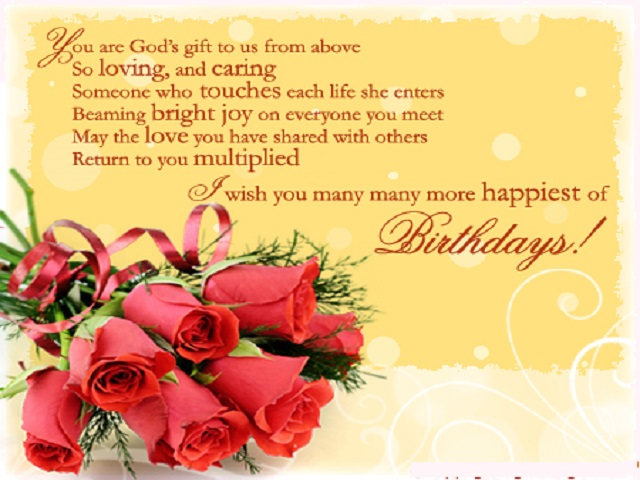 Image Result For Birthday Greetings Messages