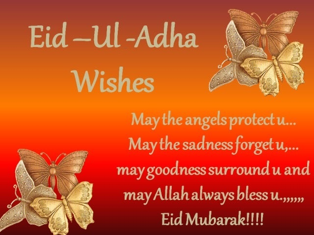 Eid ul adha ecard wishes lovely messages eid ul adha ecard wishes m4hsunfo