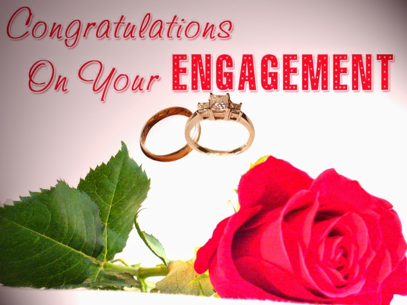 Engagement Sayings