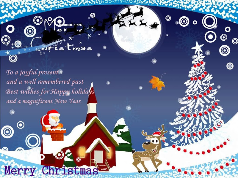 Happy Christmas Sayings