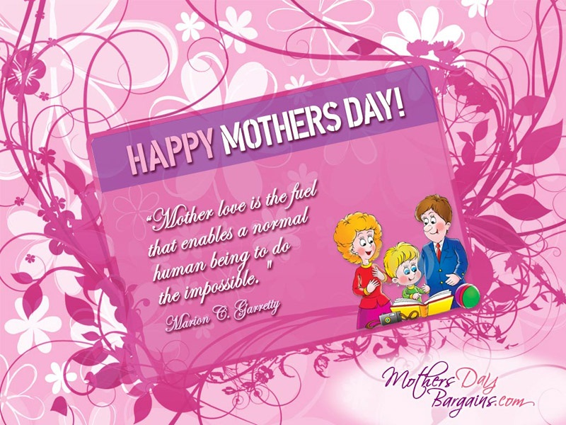Mother's Day Poems Cards