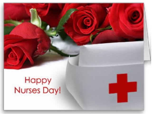 Nurses day cards lovely messages nurses day cards m4hsunfo Choice Image