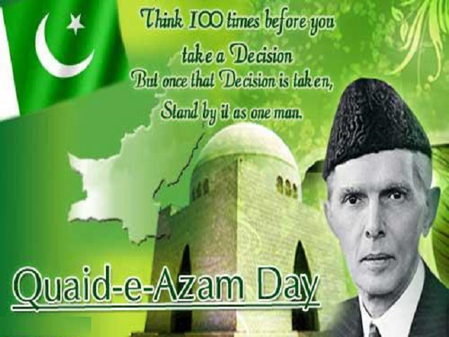 golden words of quaid e azam The pakistani nation has recently celebrated the 142th birthday of quaid-e-azam mohammad ali an ambassador of tolerance contains these golden words.
