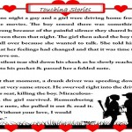 Touching Stories Messages