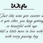 Wife Sayings
