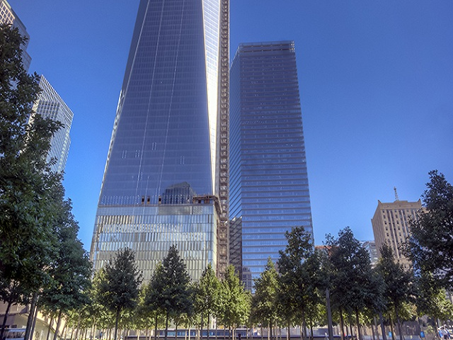 World Trade Center Greetings 2
