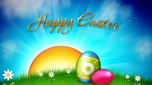 Easter day sms