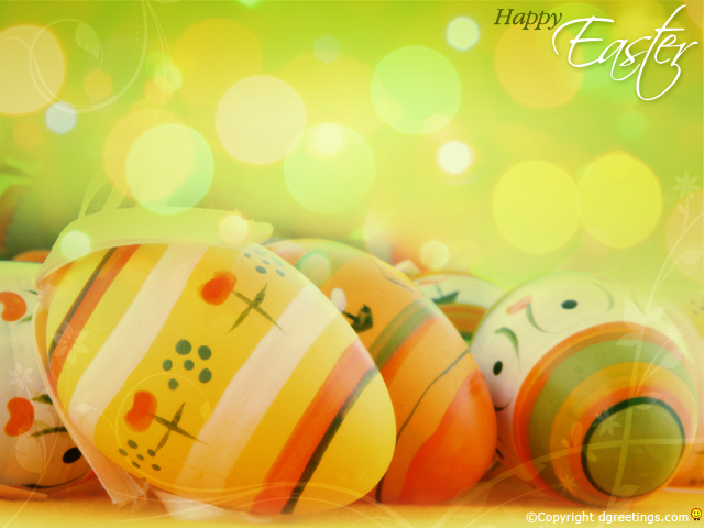 Superb Easter Day Greetings